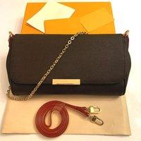 2020 Venta Caliente M40718 Mujeres Bolsa de Hombro Ocio Crossbody Cadena Bolsas Moda Messenger Bag Lady Borse PU