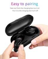XG13 TWS INEAR 미니 Wireles Bluetooth V5.0 이어폰 핸드폰 핸드폰 아이폰 삼성 핸드폰을위한 헤드셋