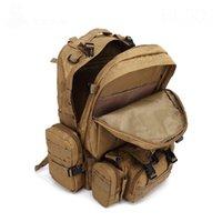 Backpack 55L Waterproof Hiking Men Trekking Travel Backpacks For Women Sport Bag Outdoor Climbing Mountaineering Bags Hike Pack