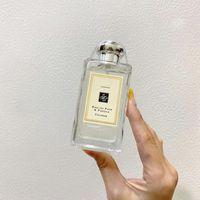 Premierlash jo londra parfüm kırmızı gül 100 ml eau de cologne vahşi bluebell limon basil mandarin ingilizce armut kalıcı koku koku yoğun