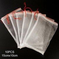 Hanging Baskets Handbag String Bag Mesh Net Fruit Storage Folding Reusable Eco Friendly