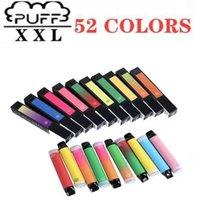 일회용 vapes 담배 퍼프 XXL 1600 퍼프 효과적인 스크래치 펜 장치 시작 키트 미리 채워진 f vape 흐름 빛