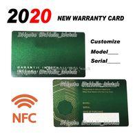Reloj Boxes Green International Garanty Card Personalizar NFC Características 2021 Estilos Edición 116610 116500 126660 Custom realiza el número de serie exacto Hello_Watch