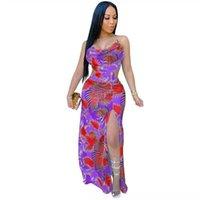 Женские платья Полный Одиночный V-образным вырезом вязание рукава погружной женское платье в горошек, тонкое высокое платье Пуловерная талия женская мода женские дюнсы