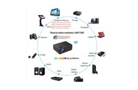 720p Mini Proyector 1280x720 WiFi inalámbrico portátil WiFi Video Beamer 4000 Lumens High Brillo OEM aceptado