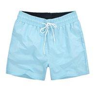 2021 beach shorts crocodile Mens designer Summer polo Swim Sport Swimwear Boardshorts swimming Bermuda fashion Quick drying basketball