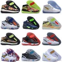 Yeni 2020 Kevin Durant XIII KD 13 13 S Erkek Çok Renkli KD13 Eğitmenler Yakınlaştırma Basketbol Ayakkabıları Elite Spor Sneakers
