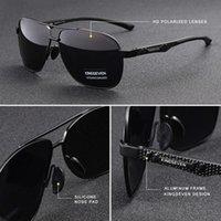 KingSeven 2021 Marca Hombres Aluminio Gafas de sol Polarizadas UV400 Espejo Masculino Gafas de sol MUJERES PARA HOMBRES OCULOS DE SOL