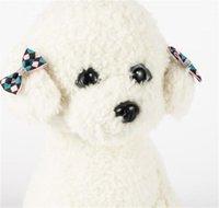 Arcos de cabelo misturado arcos de borracha bandas candy cores moda fofo cachorro cachorro filhote de cachorro gatinho animal de estimação brinquedo garoto laço gravata roupa decoração ok yas 219 v2