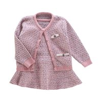 Childrens Clothes Girls Set 2021 Autumn Fashion Winter Wool ...
