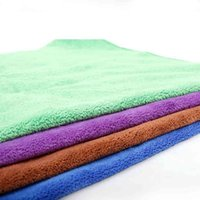 Fibre Dog Towel Quick-dry Drying Towels Fashion Pet Bath Towels Cleaning Cloth Pet Supplies 40*60cm