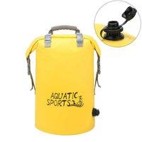 Waterproof Impermeabile Floating Backpack Trekking Dry Bag Fishing Men Women Diving Beach Bag Rolltop Drybag Travel Bag 25L 35L
