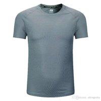 7-Tenis Gömlek Boş Badminton Jersey Erkekler Kadın Spor Eğitim Takım Koşu Koşu Spor Gömlek Erkek