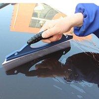 Губка автомобиля Силиконовая Домашняя Вода стеклоочиститель Squeegee Blade Wash Window Стекло Чистого душа Accesorios для путешествий 2021 Очиститель кисти