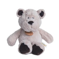 35cm Soft baby Cute Teddy bear Stuffed plush toys lovely bear dolls Girls Children Kids birthday Christmas gifts