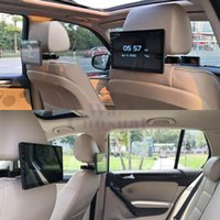 10.1Inch Android HD Car Headrest Monitor Video DVD USB SD TFT LCD Digital Touch Screen MP5 AV Player For Universal