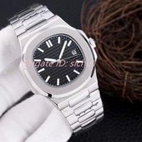 Sichu1-U1 Wysokiej Jakości Męskie Automatyczny Zegarek Mechaniczny 40mm Róża Srebrny Brązowy Z Oryginalnym Box 904L Wodoodporna Wodoodporna Luminous New Sapphire Montre De Luxe