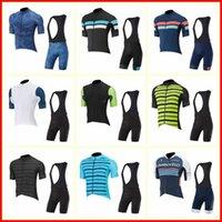 Capo Team Cycling Manica corta in jersey Shorts Set Summer Men's Bike Abbigliamento Ropa Ciclismo Kit di abbigliamento per biciclette 32360