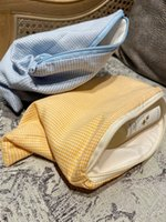 Plaid Storage Bag for Pencil Pen Cosmetic Bags 1221719