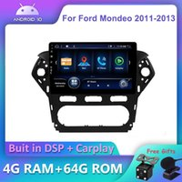 Player Bosion Android 10.0 DSP CarPlay Car DVD Radio Multimedia For Mondeo 2011-2013 2 Din GPS Navigation IPS