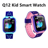 Q12 Children Smart Watch LBS SOS Tracker Smartwatch Kids Ant...