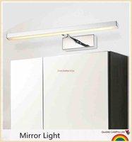 Wall Lamps YOU LED Lamp Mirror Light Waterproof Bathroom 9W 15W Indoor Lighting Fixture Decor Makeup Dresser 110V-220V
