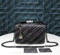 2021 Vannogg rosa sugao mulheres designer bolsas de luxo bolsas yhome ovelha de couro genuíno chian bolsa de ombro crossbody bolsa superior qualidade superior 26611