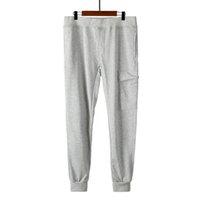 Jogger штаны хип-хоп спортивные штаны мода мужская бегагинг уличная одежда спортивная повседневная свободная хлопчатобумажная мужская полная длина брюки M-2XL
