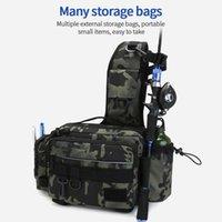 Fishing Accessories Storage Bag Army Military Tactical Backpack Softback Outdoor Waterproof Bug Rucksack Hiking Camping Hunting Bags