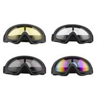 Outdoor Eyewear Motorcycle Goggles ATV Off-Road Helmet Ski Casque Glasses Snowboard Racing Moto Bike Sunglasses Motorbike