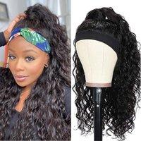 Menschliches Haar Capless Perücken Spitze Eis Seide Perücke Kopfbedeckung Peruanisches Touhle 150% Dichte Fabrik Großhandel