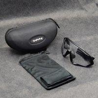 01 Teenynounceoun Kapvoe TR90 Поляризованные женщины роскошный бренд Photochrome Windscreen негабаритные солнцезащитные очки на открытом воздухе