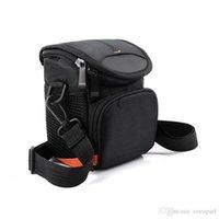 DSLR Camera Tas Case voor Canon EOS M6 200D 1300D 1200D 1500D 77D 800D 80D Nikon D3400 D5300 760D 750D 700D 600D 550D