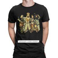 CCCCSPortMontys 나이트 라운드 테이블 T 셔츠 남자 티셔츠와 성배 킹 아서 성인 탑 티셔츠 사용자 정의