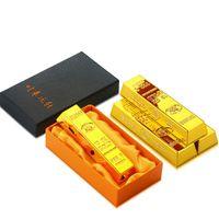 Goldbullion USB wiederaufladbare Zigarettenfeuerzeuge berührungsempfindlich Switch elektronische Feuerzeug Winddicht flammenlos