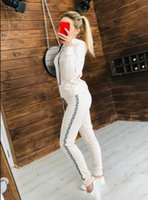 Spring Women Sports Wear Casual Clothes Patchwork Hooded Jacket Sweatshirt+pant Running Jogger Fitness Athletic Set Sport Suit