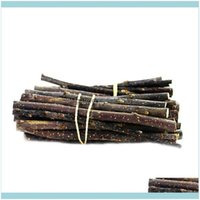 Cat Supplies Home & Garden50G Bag Pet Playing Small Pets Guinea Pig Parrot Toys Hamster Chew Toy Wood Sticks Twigs Cleaning Teeth Drop Deliv