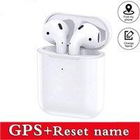 Хорошее качество AP2 сенсорное управление беспроводной наушники воздуха H1 W1 чип наушники Bluetooth спортивные наушники для Huawei iPhone Samsung TWS музыкальная гарнитура