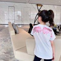 Nouveaux Enfants Girls Boys T-shirt Fashion Summer Baby Garçon Imprimer Tshirt Coton Enfants Tees Casual Vêtements