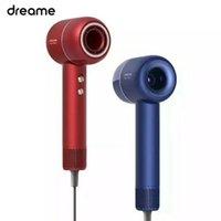 Xiaomi YouPin Dreame Anion Sèche-cheveux Sèche-cheveux Intelligent Température Contrôle de la température Négatif Mâle femelle 110 000 tr / min Dual Puissant Dispositif