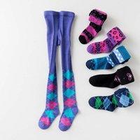 chaussettes printemps automne collants avec de gros leggings d'entrejambe ouverts et de coton