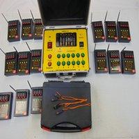 60 cues Fireworks System Systems Suministros de fiesta DB01X-R Máquina remota de efectos especiales Máquina de 500meter Distancia Home Garden Interruptor inalámbrico