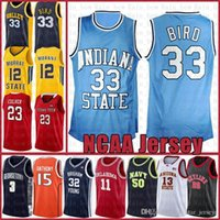 Ларри 33 Bird Basketball Джерси Индиана государственный университет Lebron 23 Джеймс Каухи Стивен 30 Карри Леонард Дуэйн 3 Уэйд Анферни 25