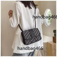 Designer borse a borse ricamo lettera parola Piccolo lembo donna spalla nuova syle lussuoso designer borse a tracolla alla moda classico flash
