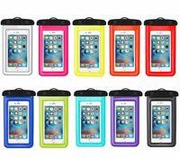 Universal À Prova D 'Água Sacos Telefone Saco Saco Bolsa para Celular iPhone Samsung HTC Android Smart Phones