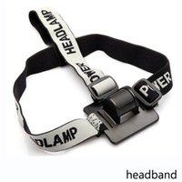 Bike Lights World Wind#3011 Headband Helmet Strap Mount Head For LED Headlamp Head Light 2021