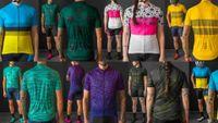 2021 ستة برو فريق دراجة قصيرة الأكمام مايلوت ciclismo الرجال الدراجات جيرسي مجموعات الصيف تنفس ركوب الدراجات مجموعات