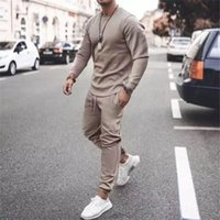 Men's Tracksuits 2021 Sportswear Suits Gym Tights Training Clothes Workout Jogging Sports Set Running Fashion Tracksuit For Men