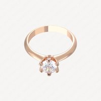 Love Wedding Rings Womens Stainless Steel 18k Rose Gold Plated Diamond Ring Casual Fashion Street Classic Size 6 7 8 Accessories With Jewelry Pouches Wholesale