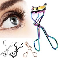 Protable Kolorowe rzęsy Curler Picker Curling Eye Lashes Clip Cosmetic Beauty Makeup Tool